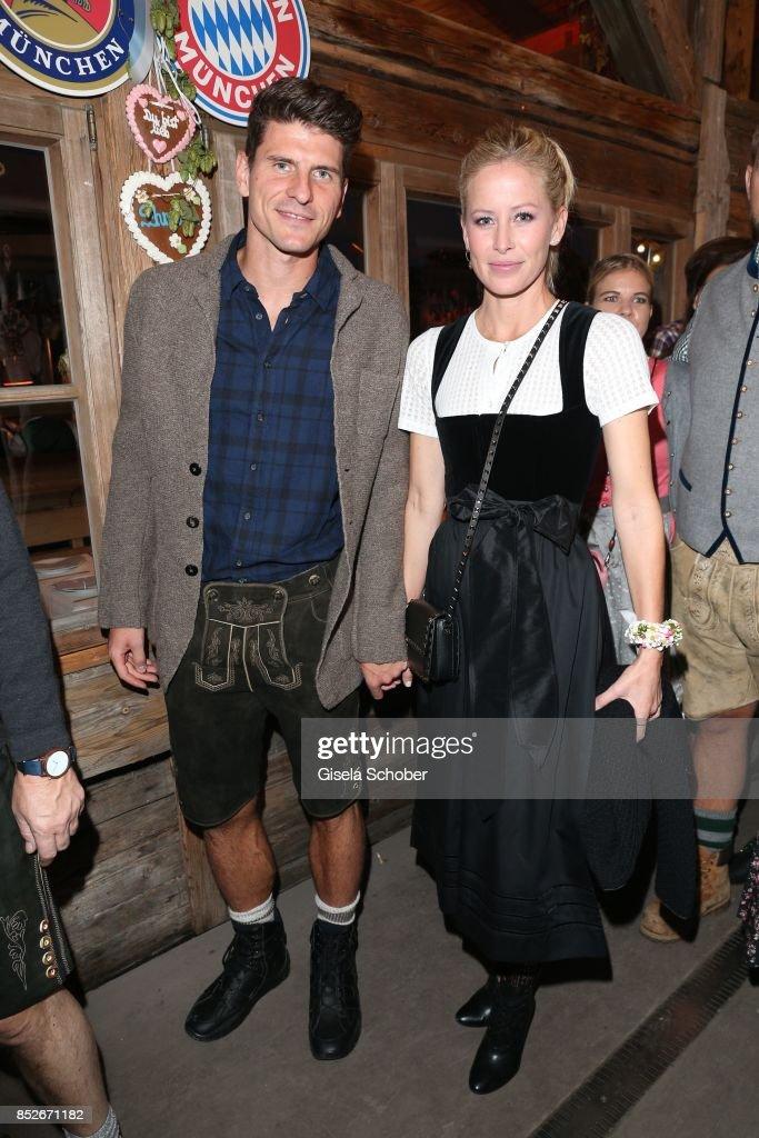Celebrities At Oktoberfest 2017 - Day 8