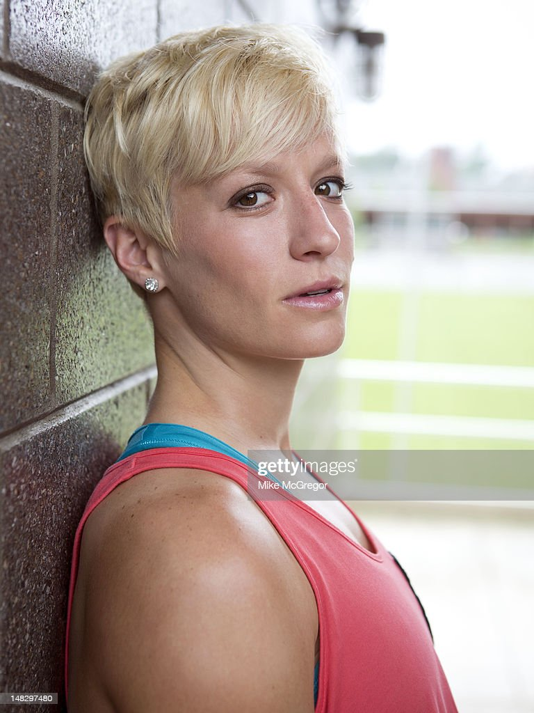 Megan Rapinoe, Out Magazine, August 1, 2012