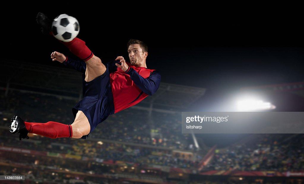 Soccer Player : Stock-Foto