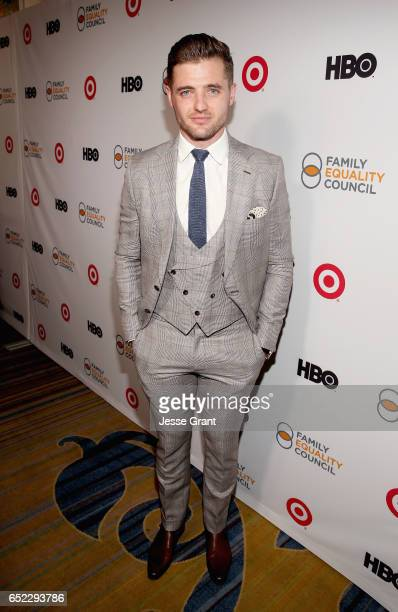 Soccer player Robbie Rogers attends the Family Equality Council's Impact Awards at the Beverly Wilshire Hotel on March 11 2017 in Beverly Hills...