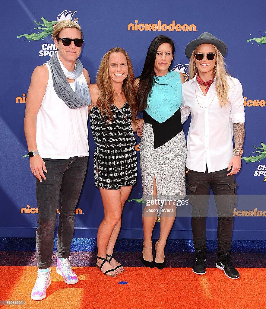 Nickelodeon Kids' Choice Sports Awards 2015 - Arrivals : News Photo
