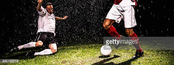 サッカープレーヤーに対応