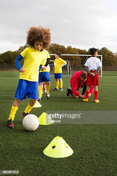Fußball der Praxis