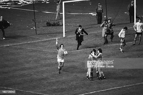 Qualifying Round For World Cup 1978 Match France Bulgaria In Parc Des Princes Phase éliminatoire de la Coupe du monde de football 1978 Match...