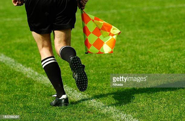 soccer referee - referee stock pictures, royalty-free photos & images