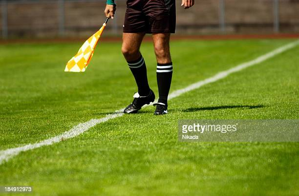 soccer referee - referee stock photos and pictures