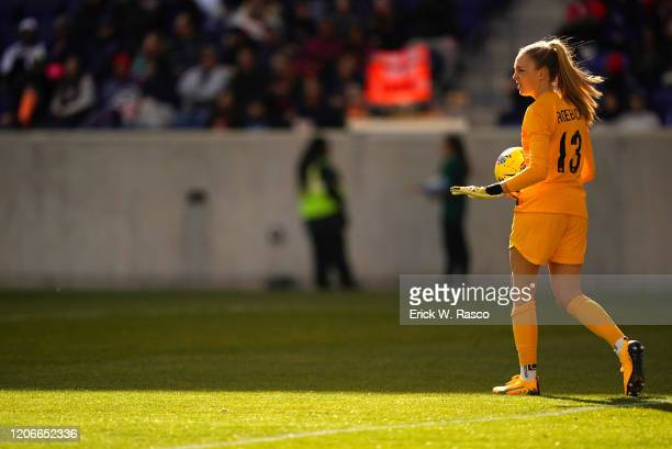 SheBelieves Cup: England goale Ellie Roebuck during game vs Japan at Red Bull Arena. Harrison, NJ 3/8/2020 CREDIT: Erick W. Rasco