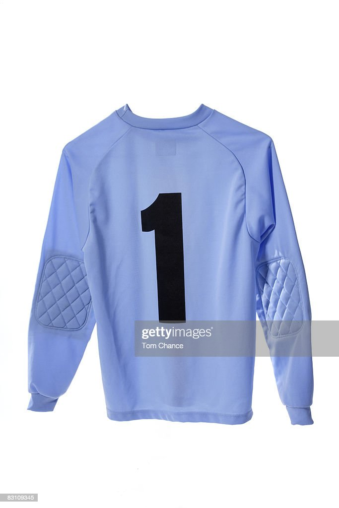 Soccer shirt, close-up : Stock Photo