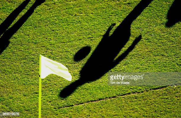 Stage Krc Genkillustration Illustratie, Hombre Shadow Schaduw, Cornerreal Club De Golf Campoamor, Racing,