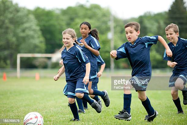 soccer team - football team stock pictures, royalty-free photos & images