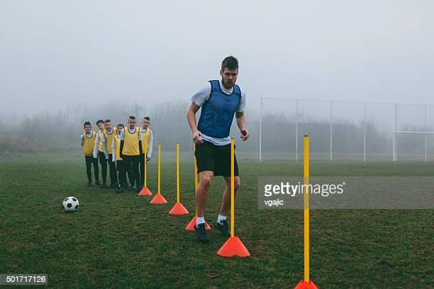 Soccer Training For Kids.