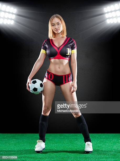 from Bodhi hot nude sexy soccer women