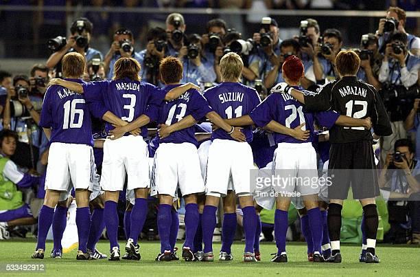 Japan Russia Japan team and press photographers