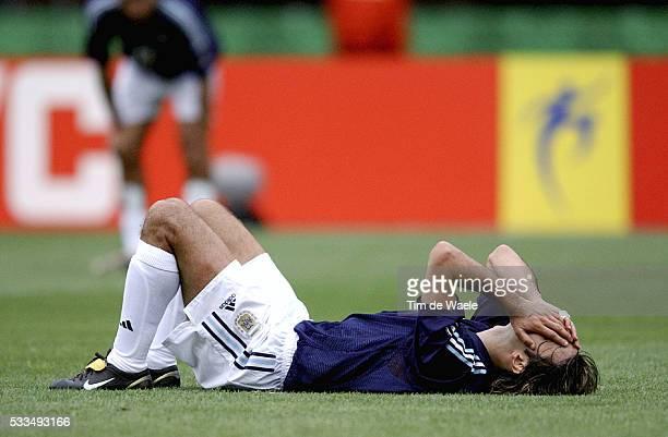 Sweden Argentina Disappointment Mauricio Pochettino | Location Miyagi Japan