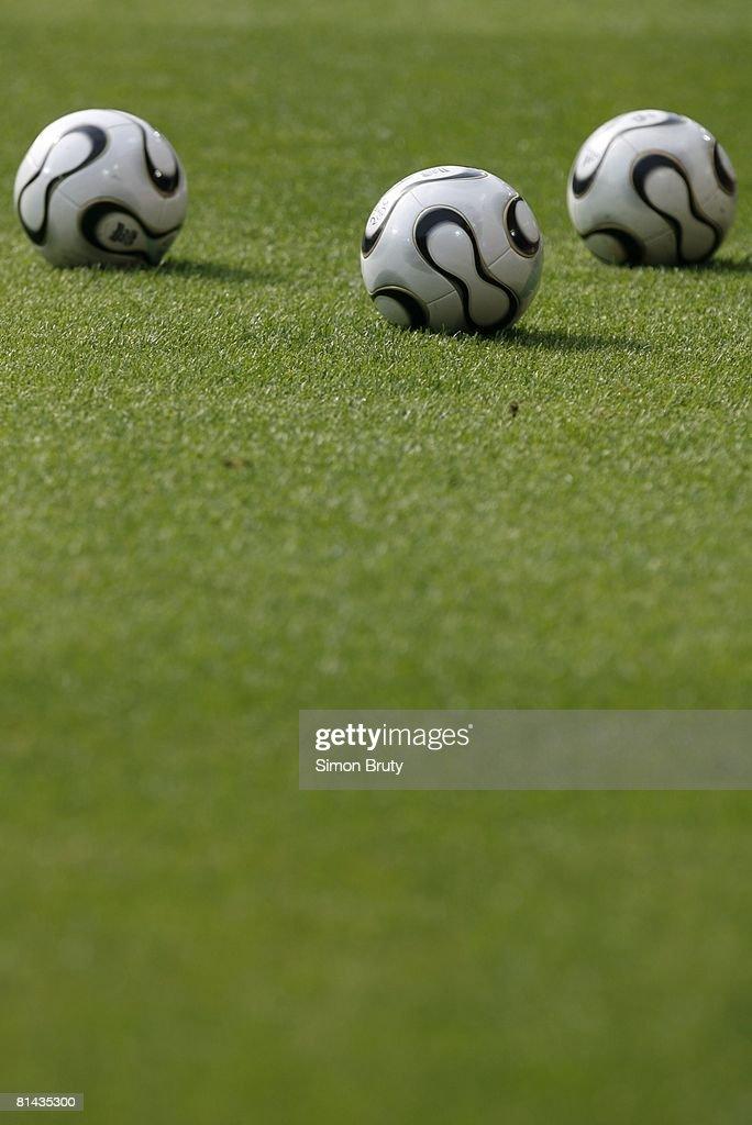 World Cup, Adidas + Teamgeist ball, official FIFA equipment