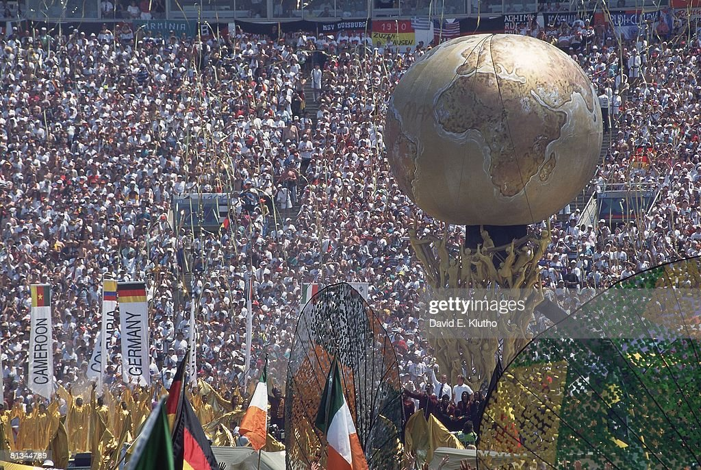 Opening Ceremony, 1994 World Cup : News Photo