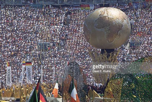 Soccer World Cup Opening ceremony before DEU vs BOL game Chicago IL 6/17/1994