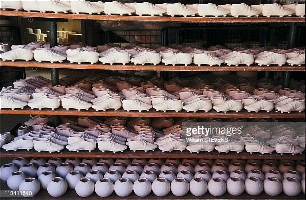 Soccer World Cup Products By French Porcelain Firm Deshoulieres Sa On July 23Rd, 1997 - In Chauvigny,France
