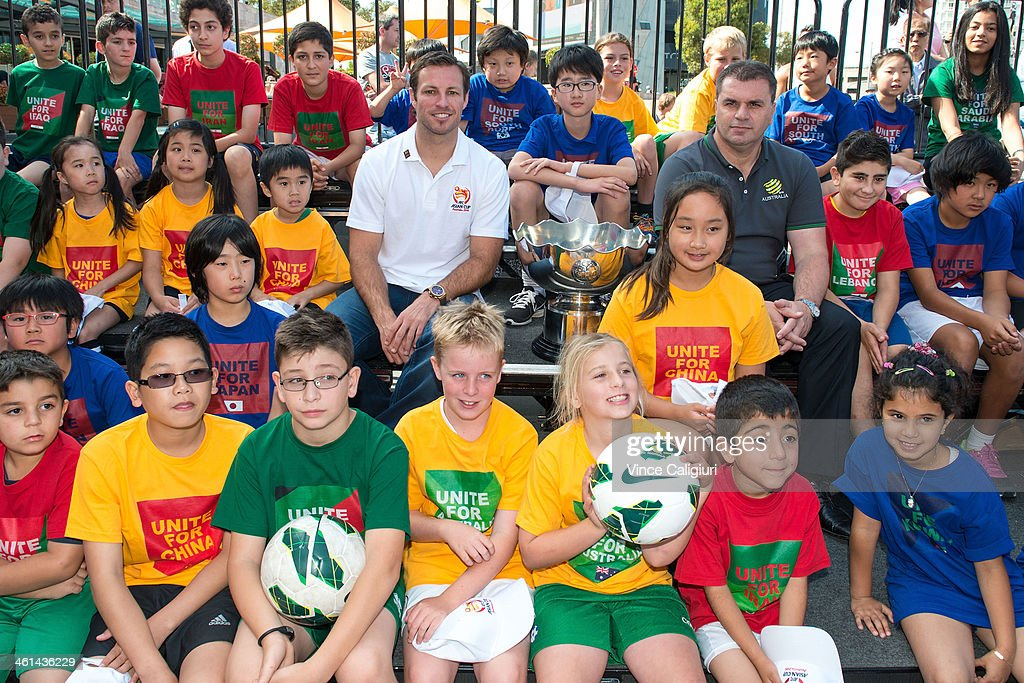 AFC Asian Cup 1 Year To Go : ニュース写真