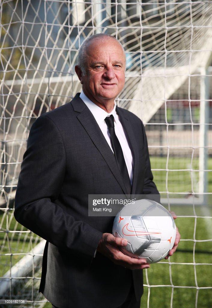 Socceroos Media Announcement