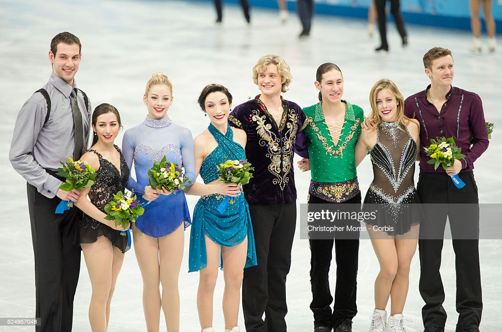 Sochi 2014-Figure Skating : ニュース写真