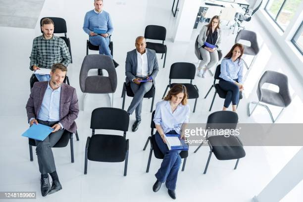 social distancing at board room! - social distancing stock pictures, royalty-free photos & images