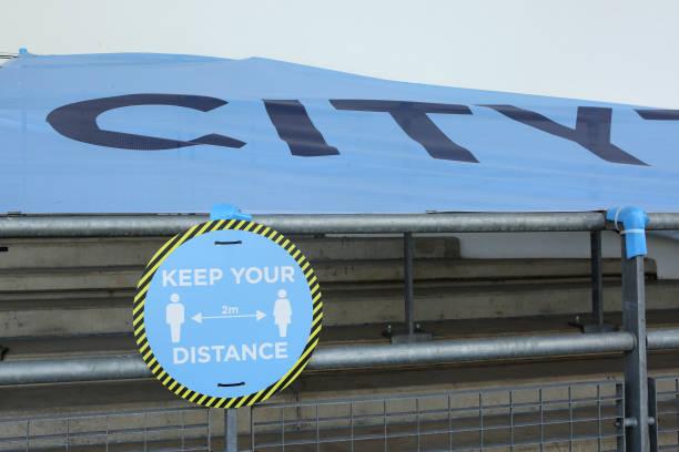 GBR: Manchester City v Chelsea: Premier League 2