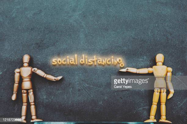 social distancing - distant stock pictures, royalty-free photos & images