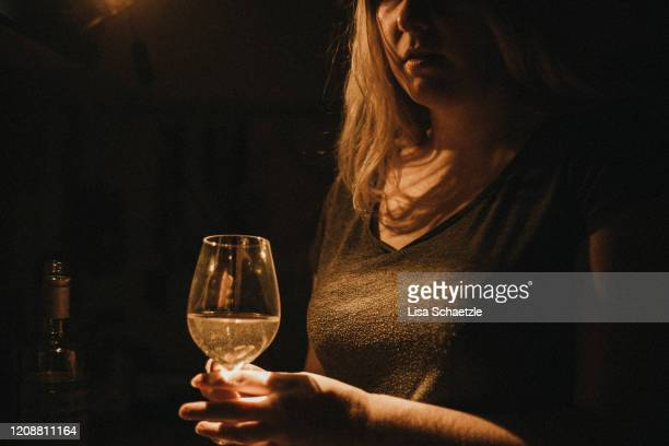 social distracting - drunk woman stock pictures, royalty-free photos & images