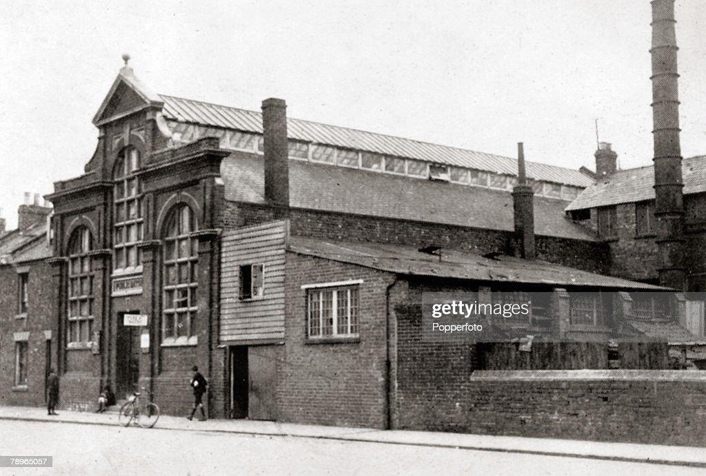Social History, Leisure, Northampton, Northamptonshire