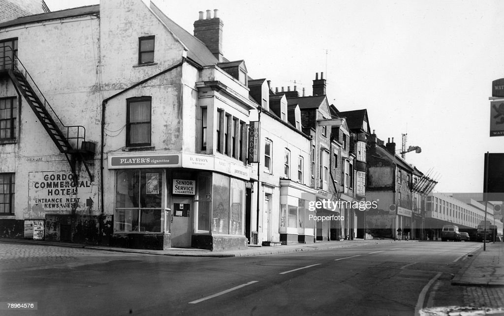 Social History, Northampton, Northamptonshire, England