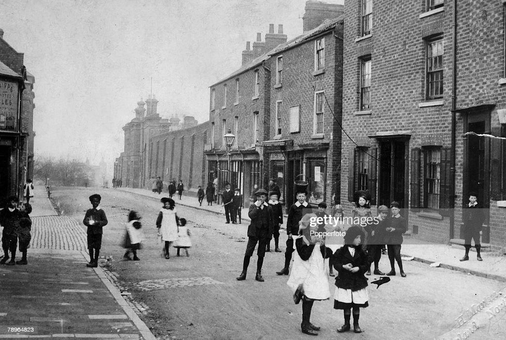 Social History, People, Crime, Northampton, Northamptonshire