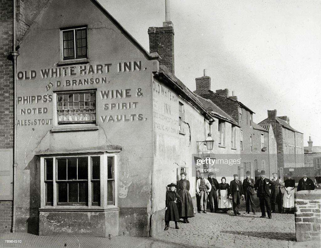 1890s, Northampton, Northamptonshire, England, Local