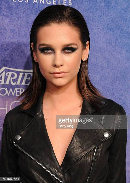 Social Influencer Amanda Steele attends Variety's Power of Young Hollywood event presented by Pixhug with platinum sponsor Vince Camuto at NeueHouse...