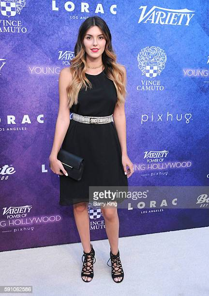 Social influencer Julia Friedman attends Variety's Power of Young Hollywood event presented by Pixhug with platinum sponsor Vince Camuto at NeueHouse...