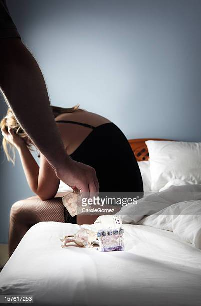 social issues : prostitution - hoeren stockfoto's en -beelden