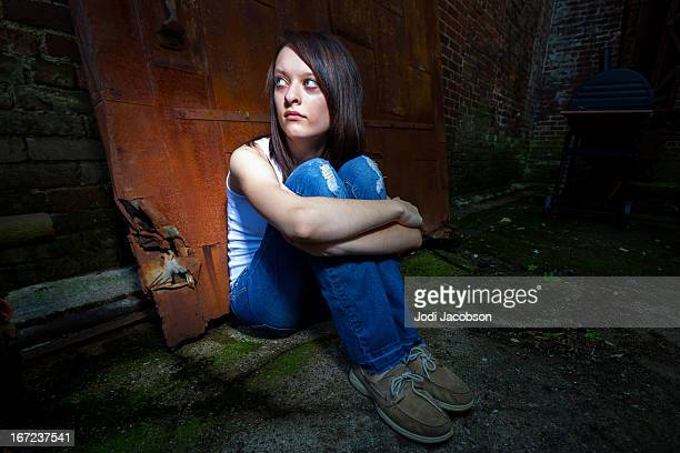 Social Issues:Scared and lonely runaway