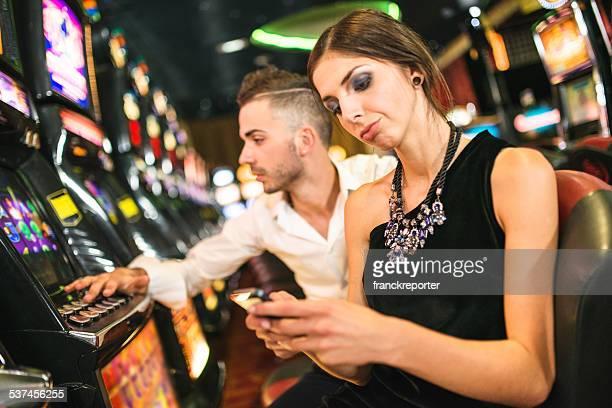 Social media im Casino