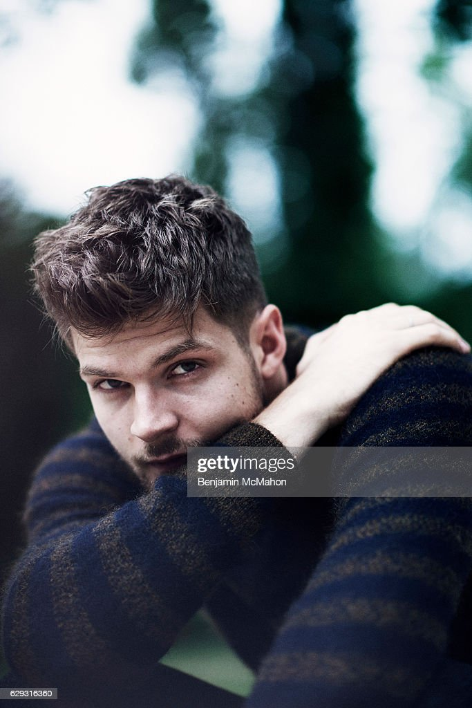 Social media blogger Jim Chapman is photographed for the Telegraph on July 20, 2015 in London, England.