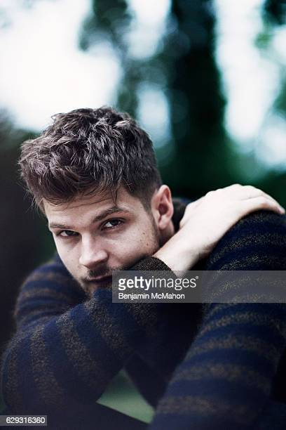 Social media blogger Jim Chapman is photographed for the Telegraph on July 20 2015 in London England