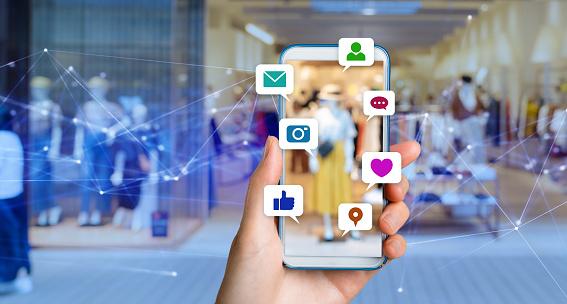 Social media concept. 1029185928