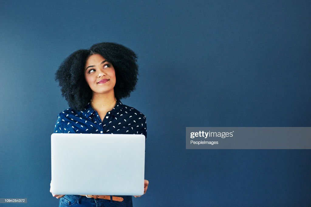 Social media never fails to tickle the mind : Stock Photo
