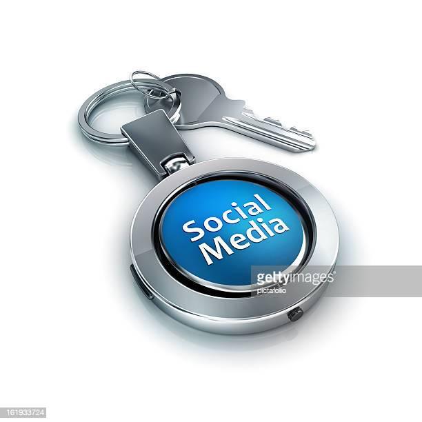 social-media-Passwort-Sicherheit und Schutz