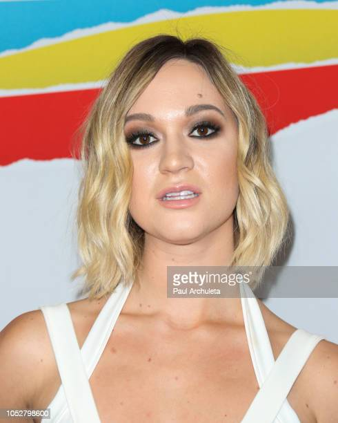 Social Media Personality Alisha Marie attends the 8th Annual Streamy Awards at The Beverly Hilton Hotel on October 22 2018 in Beverly Hills California