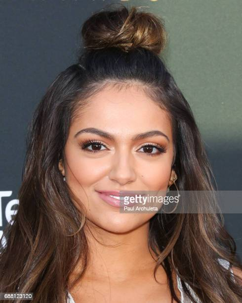 Social Media Personality Bethany Mota attends the 38th College Television Awards at Wolf Theatre on May 24, 2017 in North Hollywood, California.