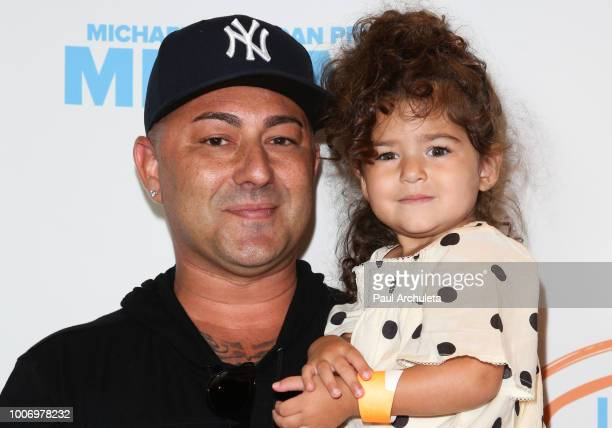 Social Media Personality Dennis DeSantis attends the 2nd annual MBJAM18 presented by Michael B Jordan and Lupus LA at Dave Buster's on July 28 2018...