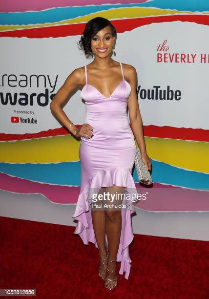 Social Media Personality Janeisha John attends the 8th Annual Streamy Awards at The Beverly Hilton Hotel on October 22, 2018 in Beverly Hills,...