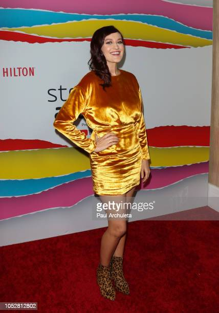 Social Media Personality Mamrie Hart attends the 8th Annual Streamy Awards at The Beverly Hilton Hotel on October 22, 2018 in Beverly Hills,...