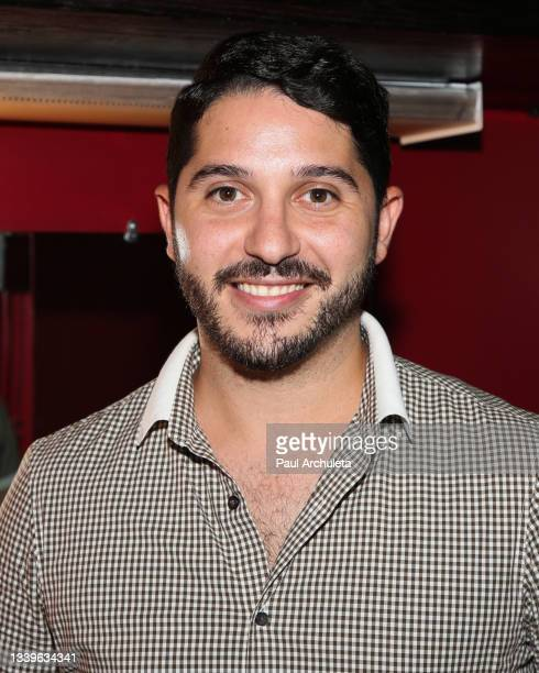 Social media personality Nick Paris attends the Roosevelt Comedy Show at The Hollywood Roosevelt on September 10, 2021 in Los Angeles, California.