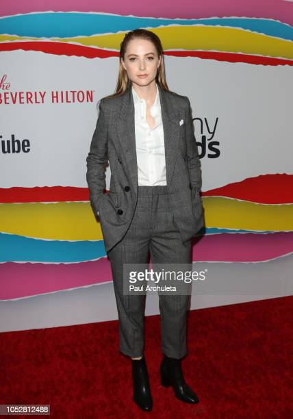 Social Media Personality :Stevie Wynne Levine attends the 8th Annual Streamy Awards at The Beverly Hilton Hotel on October 22, 2018 in Beverly Hills,...